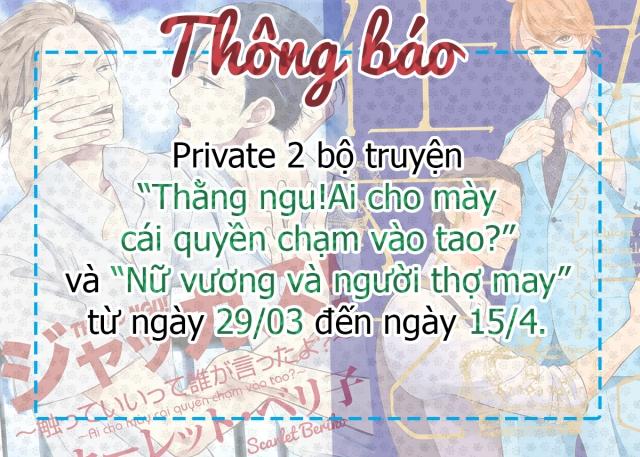 Thông báo Private