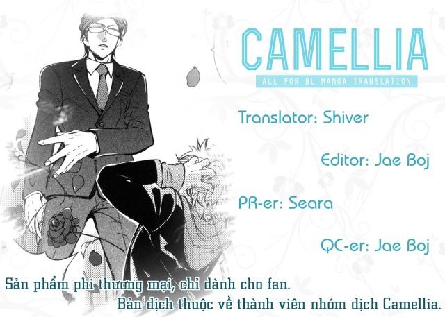 [Camellia] Credit