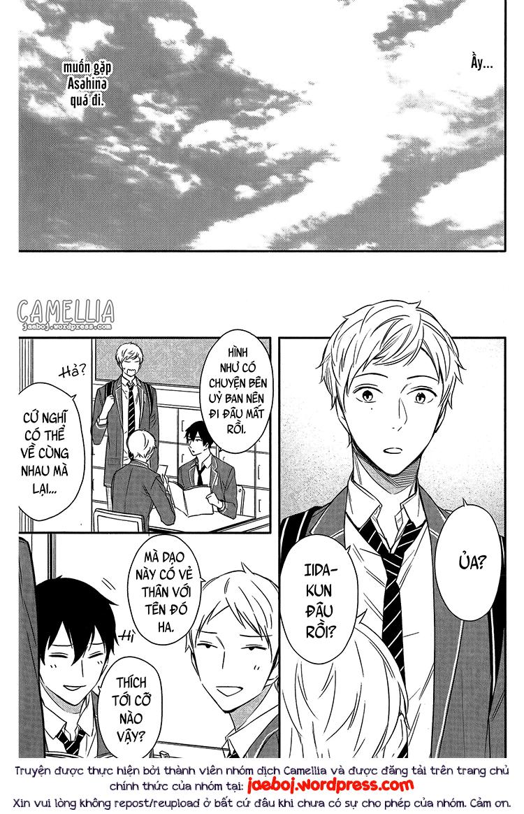 [Camellia] Đây Chẳng Thể Là Yêu